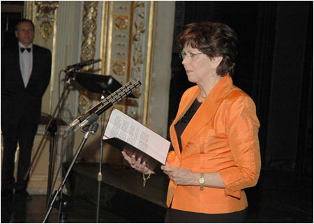 XIIth Congress of the Slovak Gynaecological and Obstetrical Society under Patronage of Silvia Ga�parovi�ov�