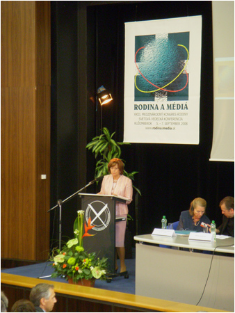 23. th International Congress on the Family and Media