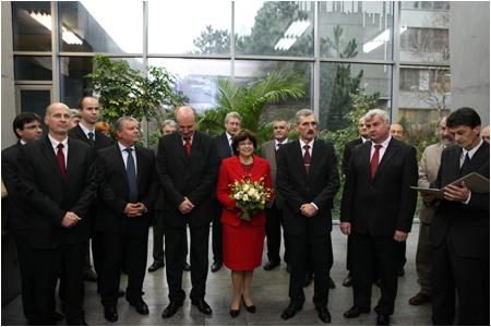 Prezident SR - Stavebná fakulta STU v Bratislave v novom šate 22194d46c73