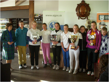 Secondary Schools Golf Championship 2012