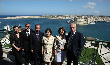Official visit to Malta photo 3