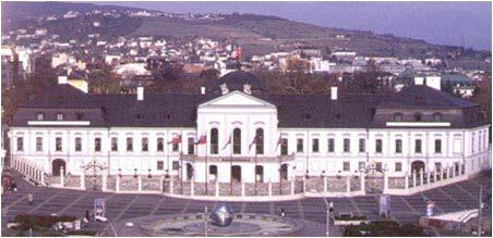 Letné sídlo grófa Antona Grasalkoviča