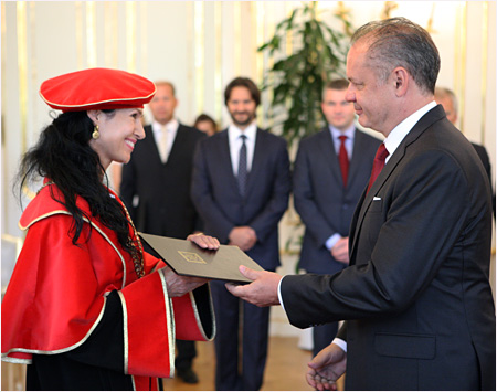 Prezident Andrej Kiska vymenoval rektorov vysokých škôl