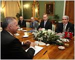 Prezident prijal predstaviteľov podnikateľských organizácií