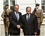 Slovensko sa stavia zodpovedne k svojej bezpečnosti i bezpečnosti svojich spojencov