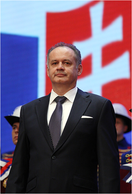 Inauguračný prejav prezidenta Slovenskej republiky Andreja Kisku