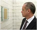 Prezident SR odcestoval na stretnutie hláv štátov V4 a Nemecka do Budapešti