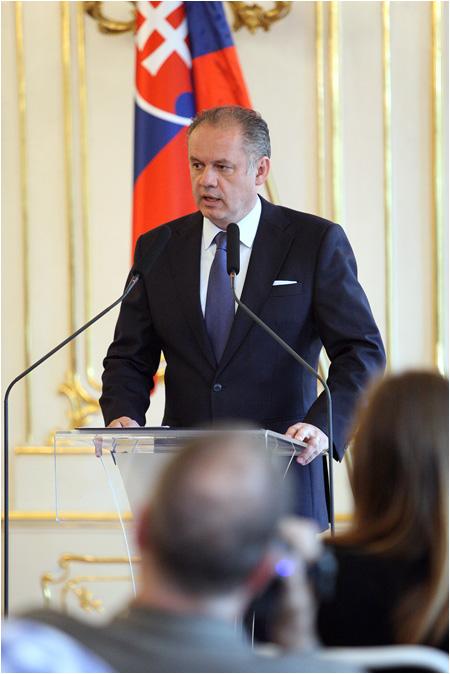 Prezident Andrej Kiska o zmenách v justícii
