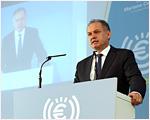 Andrej Kiska vystúpil na Economic Ideas Forum