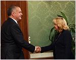 Prezident SR Andrej Kiska diskutoval s členmi Súdnej rady