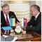 Prezident prijal ukrajinského veľvyslanca Oleha Havašiho