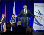 Prezident A. Kiska v New Yorku vyzval krajiny V4 na spoluprácu v podpore startupov