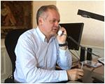 Prezident SR Andrej Kiska telefonoval Petrovi Saganovi