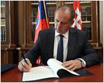 Prezident SR podpísal zákony