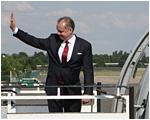Prezident SR odcestoval na pracovnú návštevu do USA