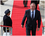 Prezident Andrej Kiska odcestuje na summit V4 do Prahy