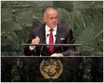 Prezident Andrej Kiska vystúpil na pôde OSN v New Yorku